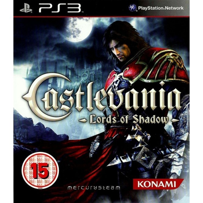 Игра Castlevania: Lords of Shadow (PS3) б/у