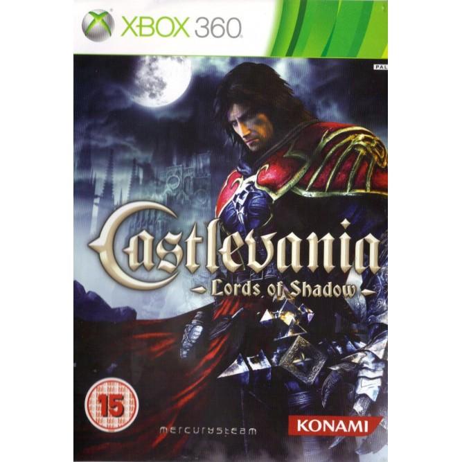 Игра Castlevania: Lords of Shadow (Xbox 360) б/у (rus sub)