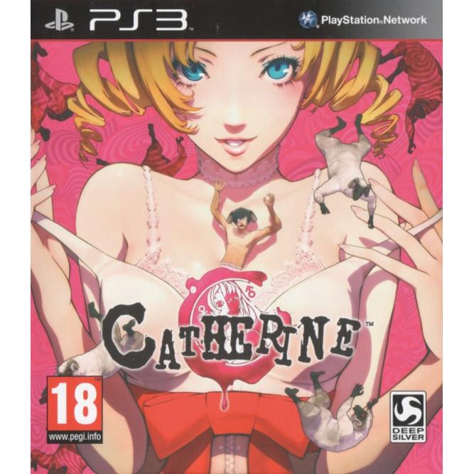 Игра Catherine (PS3) (eng)