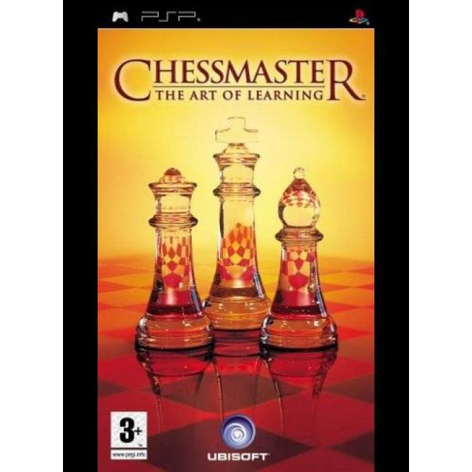 Игра Chessmaster (Искусство познавать) (PSP) б/у