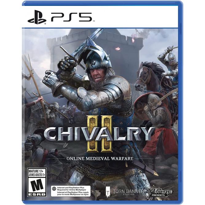 Игра Chivalry 2 (PS5) (rus sub)