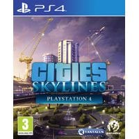 Игра Cities: Skylines (PS4) (rus sub)