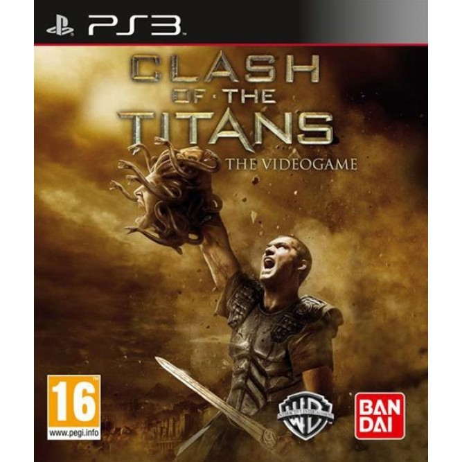 Игра Clash of the Titans: The Videogame (PS3) б/у