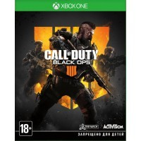 Игра Call of Duty: Black Ops 4 (Xbox One) (б/у)