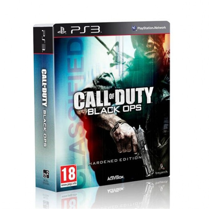 Игра Call of Duty: Black Ops. Hardened Edition (PS3) б/у