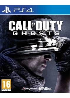Игра Call of Duty: Ghosts (PS4) (rus)
