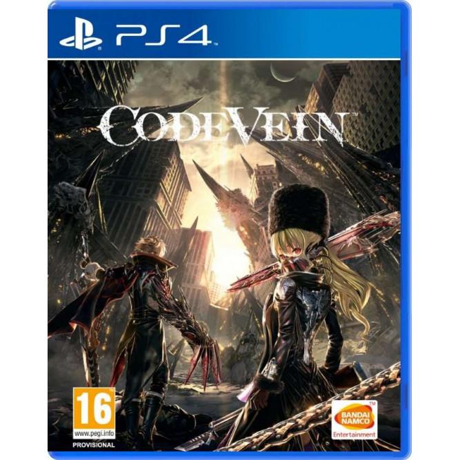 Игра Code Vein (PS4) (rus sub)