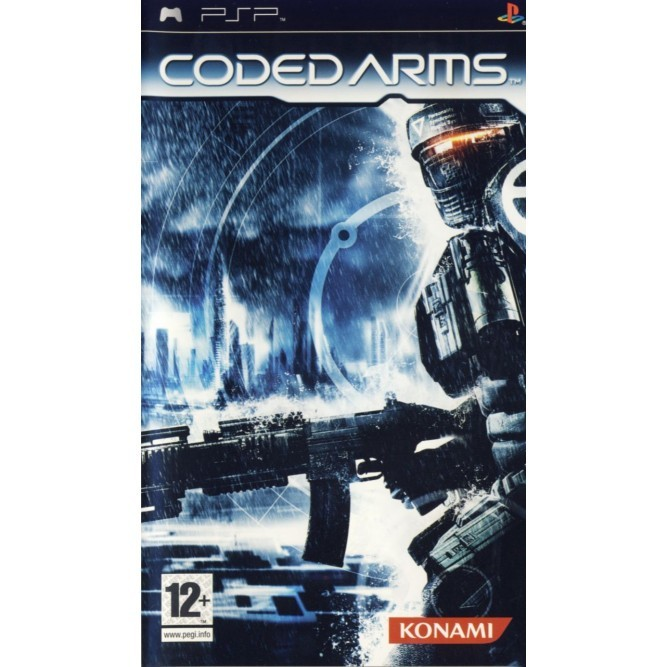 Игра Coded Arms (PSP) б/у