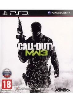 Игра Call of Duty Modern Warfare 3 (PS3) б/у