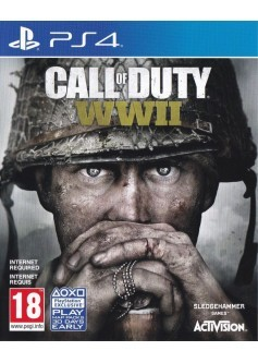 Игра Call of Duty WWII (PS4) (rus)