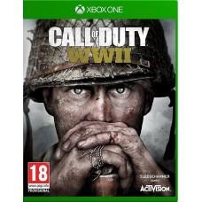 Игра Call of Duty: WWII (Xbox One) б/у (rus)