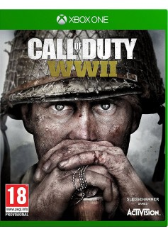 Игра Call of Duty WWII (Xbox One) (rus)
