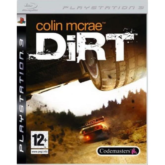 Игра Colin McRae Dirt (PS3) б/у