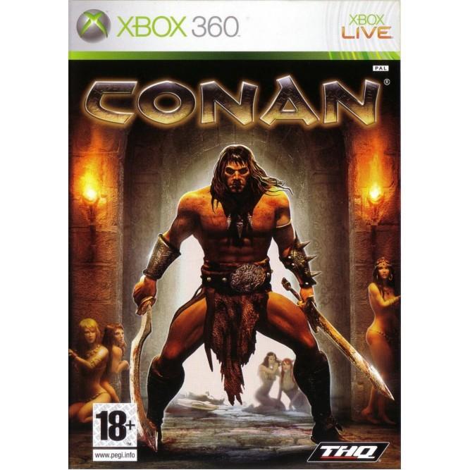 Игра Conan (Xbox 360) б/у