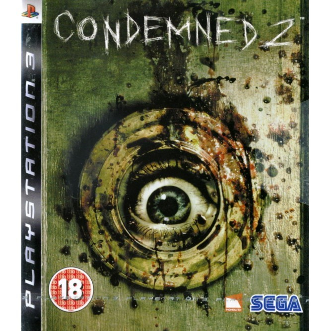 Игра Condemned 2 (PS3) б/у (eng)