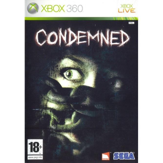 Игра Condemned (Xbox 360) б/у