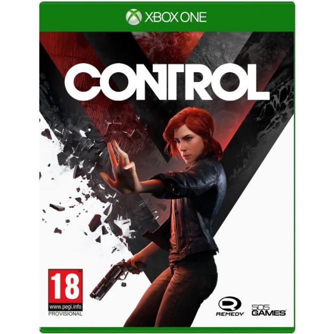 Игра Control (Xbox One) (rus sub)