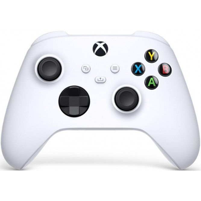 Геймпад Xbox Series X/S Controller Wireless (белый)