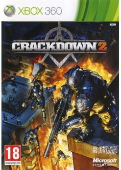 Игра Crackdown 2 (Xbox 360) б/у
