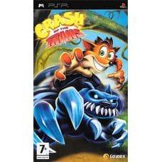 Игра Крэш: Битва титанов (PSP) б/у
