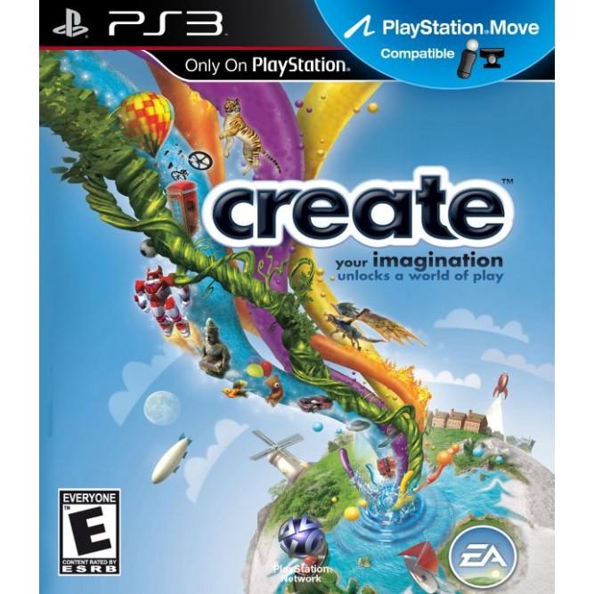 Игра Create (PS3) б/у