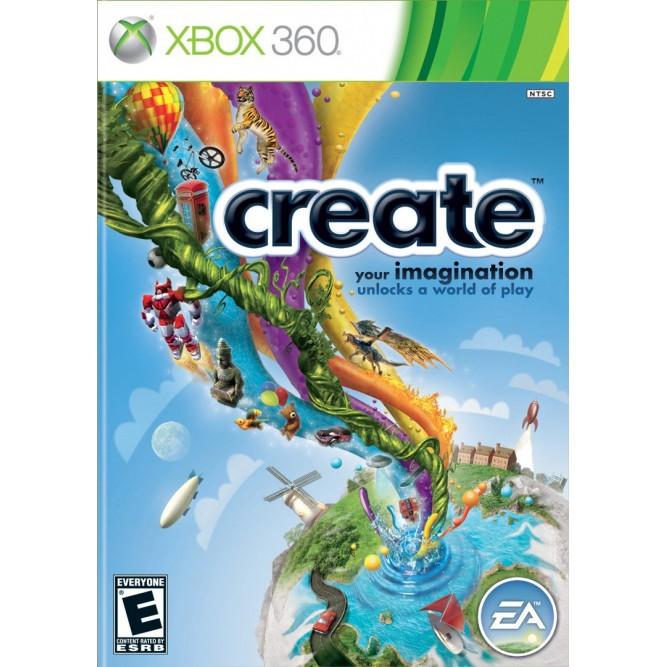 Игра Create (Xbox 360) б/у