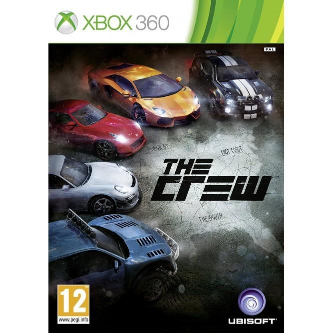 Игра The Crew (Xbox 360) б/у (rus)