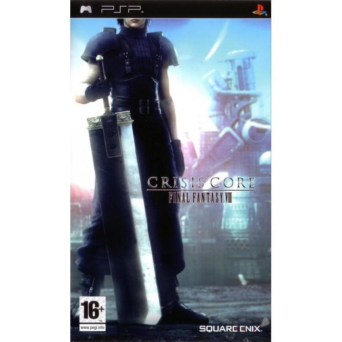 Игра Crisis Core: Final Fantasy VII (PSP)