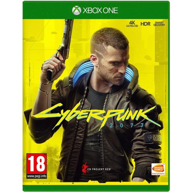 Игра Cyberpunk 2077 (Xbox One) (rus)
