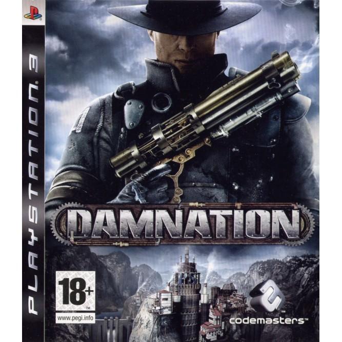 Игра Damnation (PS3) б/у