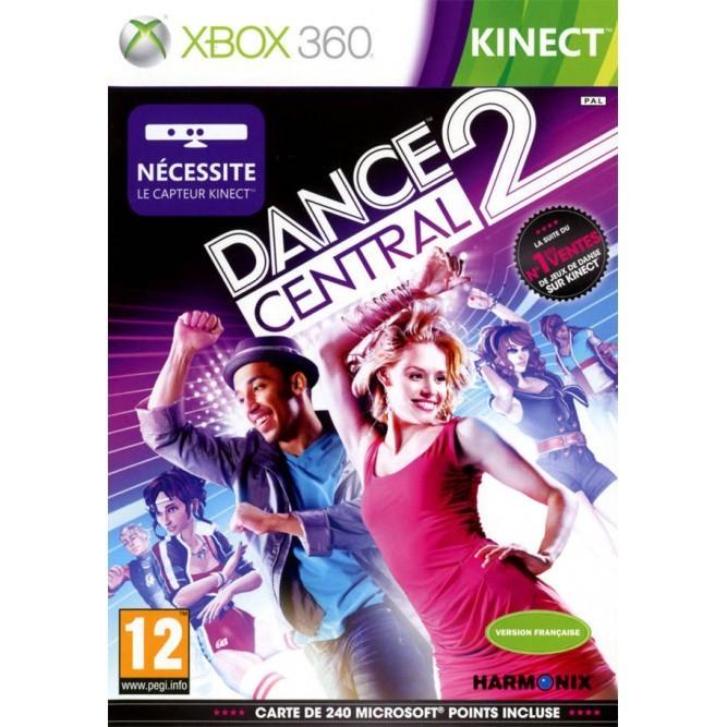 Игра Dance Central 2 (Только для Kinect) (Xbox 360) б/у