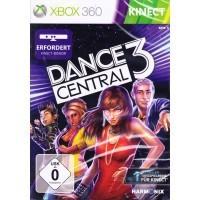 Игра Dance Central 3 (только для Kinect) (Xbox 360) б/у
