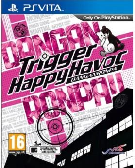 Игра Danganronpa: Trigger Happy Havoc (PS Vita)
