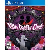 Игра Danganronpa: Another Episode - Ultra Despair Girls (PS4) (eng)