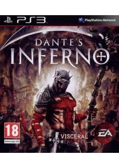Игра Dante's Inferno (PS3) б/у