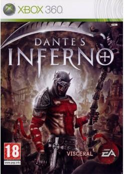 Игра Dante's Inferno (Xbox 360) б/у