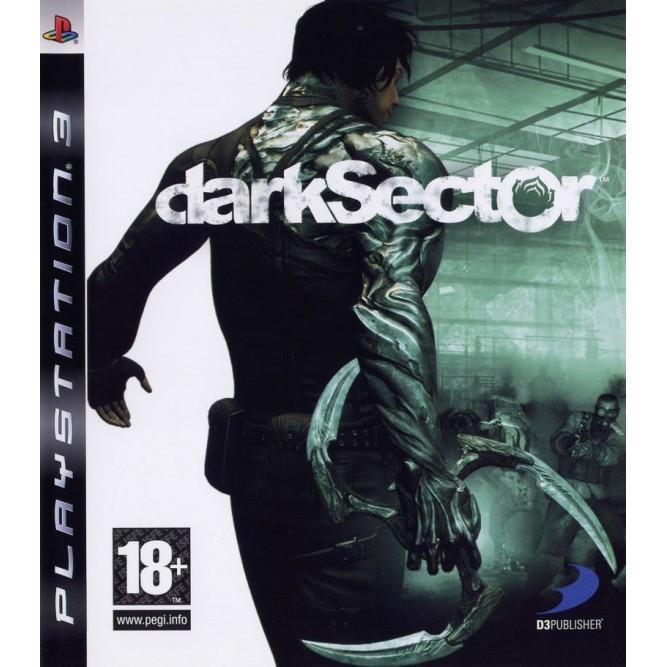 Игра Dark Sector (PS3) б/у