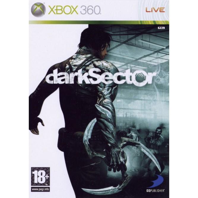 Игра Dark Sector (Xbox 360) б/у