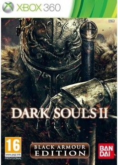 Игра Dark Souls 2: Black Armour Edition (Xbox 360) (rus sub)