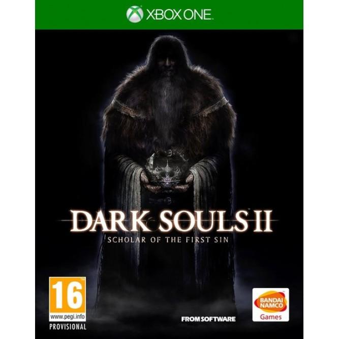 Игра Dark Souls II: Scholar of the First Sin (Xbox One) б/у
