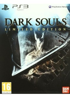 Игра Dark Souls Limited Edition (PS3) б/у