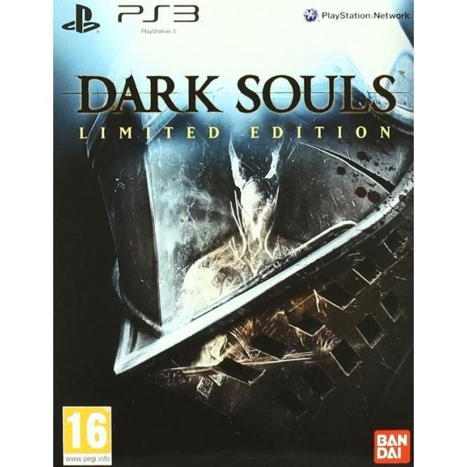 Игра Dark Souls Limited Edition (PS3) б/у