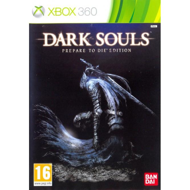 Игра Dark Souls: Prepare to Die Edition (Xbox 360) б/у