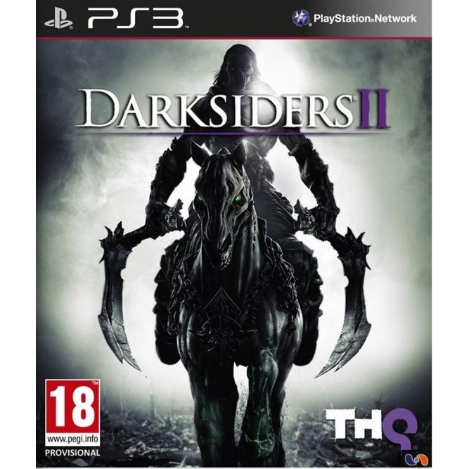 Игра Darksiders II (PS3) (eng)