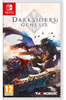 Игра Darksiders: Genesis (Nintendo Switch) (rus) б/у