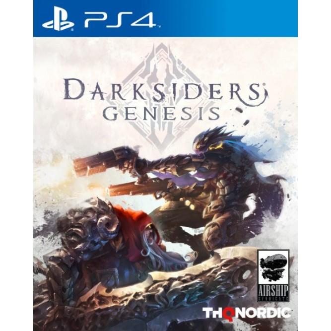 Игра Darksiders: Genesis (PS4) (rus)