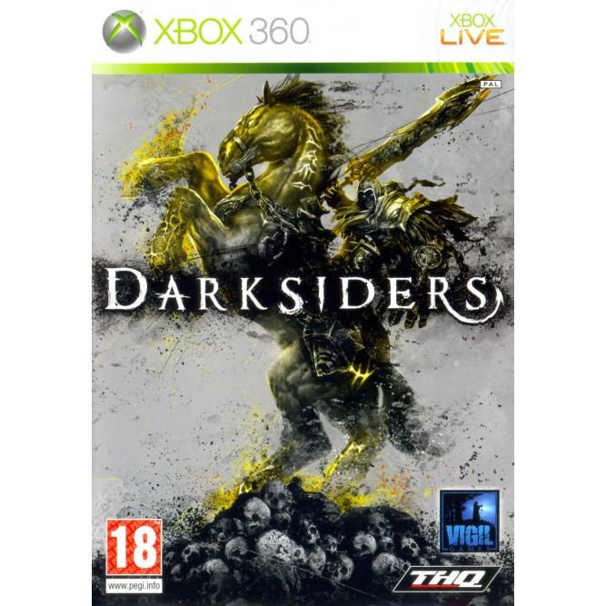 Игра Darksiders (Xbox 360) б/у