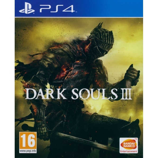 Игра Dark Souls 3 (PS4) (eng)
