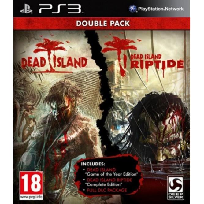 Игра Dead Island. Полное издание (Dead Island: Double Pack) (PS3) б/у