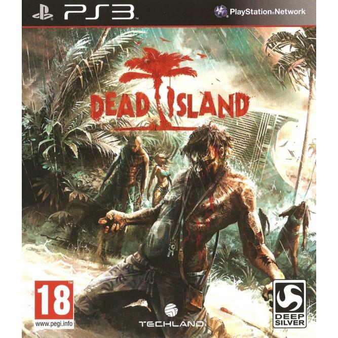 Игра Dead Island (PS3) б/у